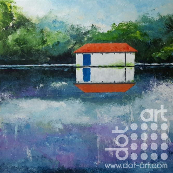 Calderstones Boat House by Steve Bayley