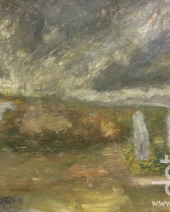 Garynahine 1, Lewis by dorothy Benjamin