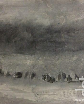 Graveyard Tolsta, Lewis by Dorothy Benjamin
