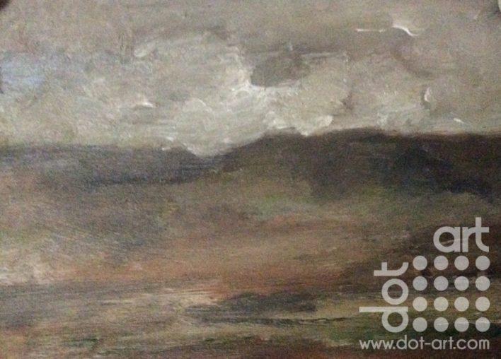 Loch Gavanich 1 Lewis by Dorothy Benjamin