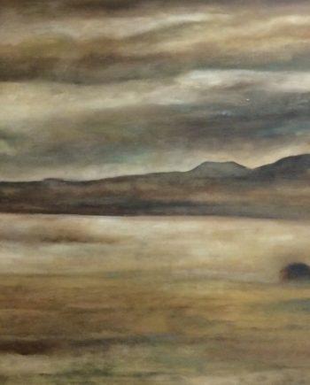 Loch Gavanich, Lewis by Dorothy Benjamin
