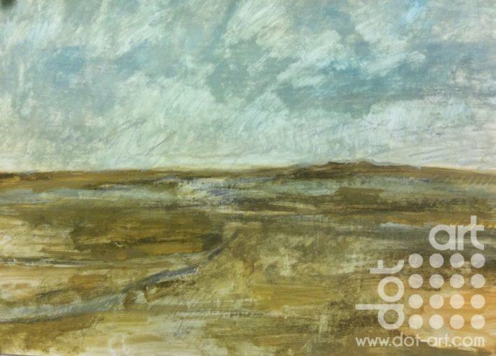 Moor Near Europie, Lewis by Dorothy Benjamin
