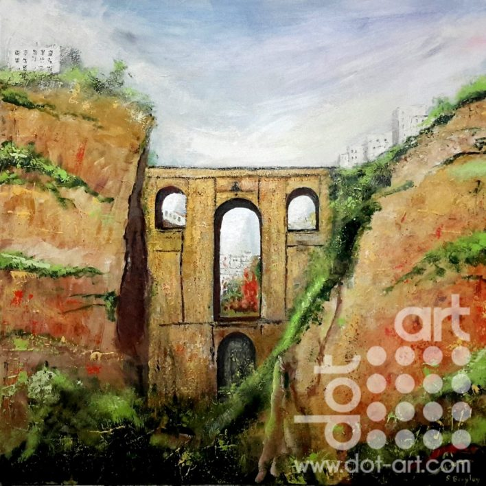 Ronda Bridge by Steve Bayley