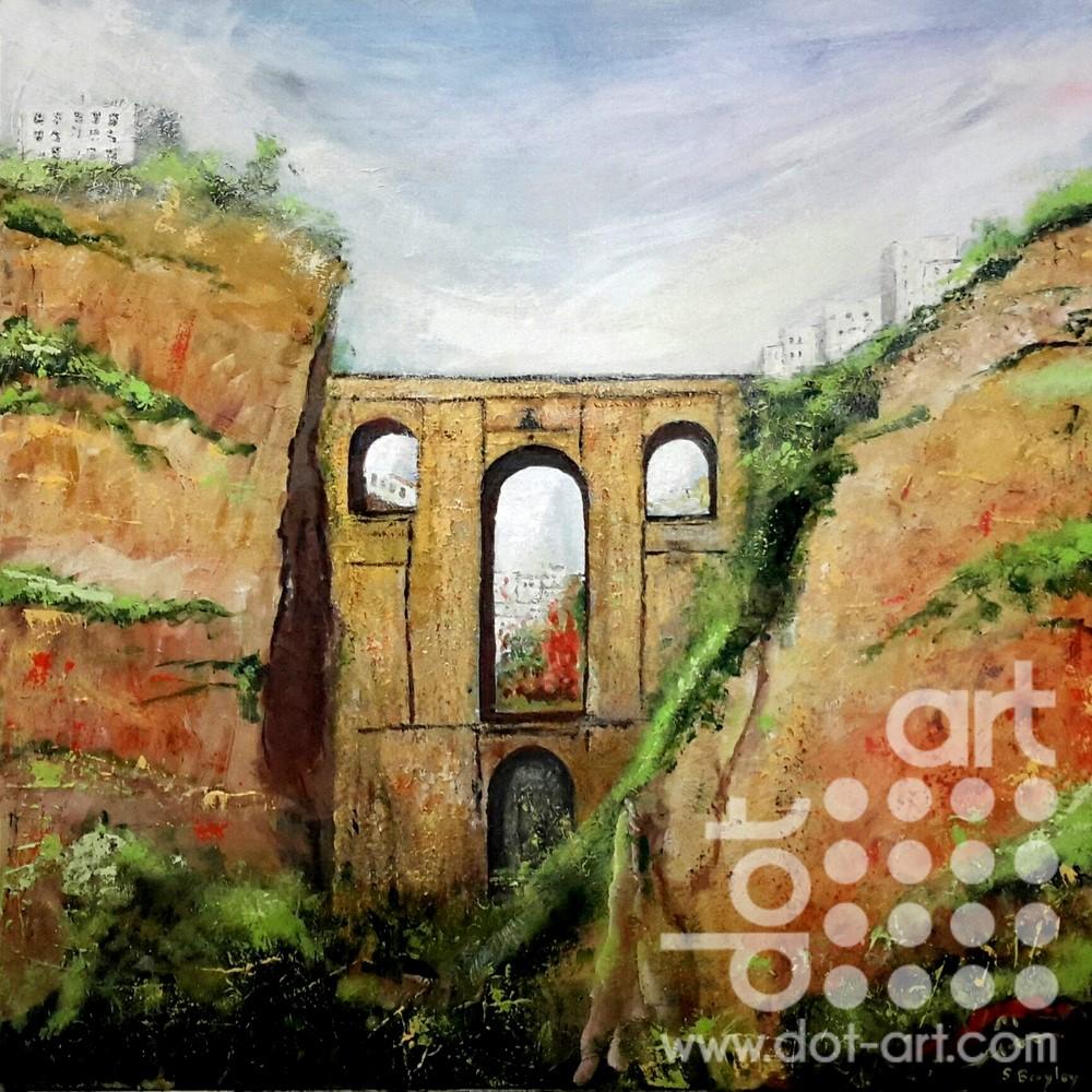 Ronda Bridge by Steve Bayley