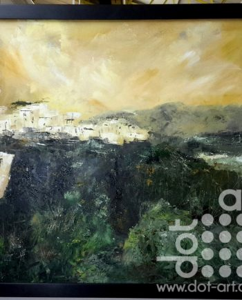 Ronda Village by Steve Bayley