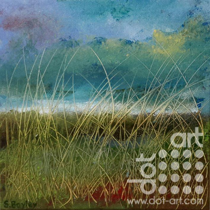 Through the Grasses by Steve Bayley