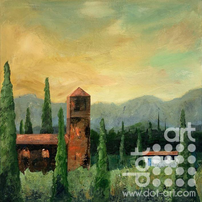 Tuscany by Steve Bayley