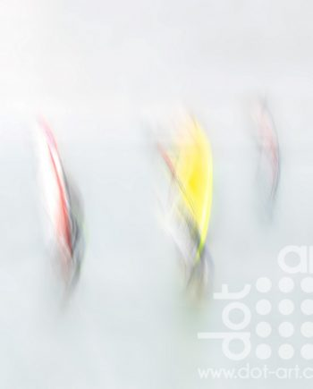 Three Windsurfers by Mark Reeves