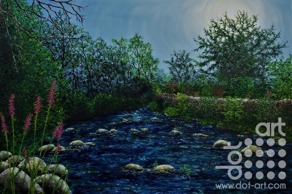 Secret River, After the Rain by Hazel Thomson