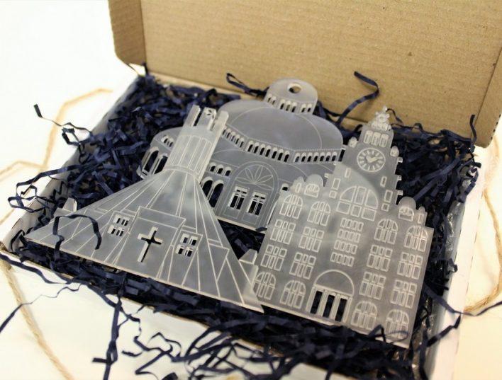 christmas bauble box – dot-art