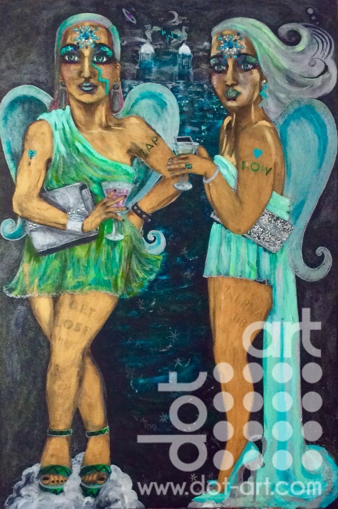 Sisters of Mersey by Susan Finch