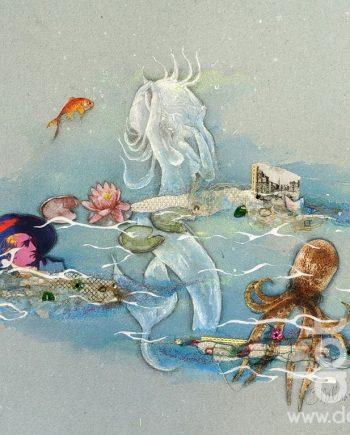 Fairytales by Brigitte Watkinson