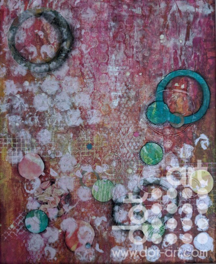 Going Around in Circles by Brigitte Watkinson