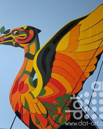 Liver Bird 2019 by John Petch