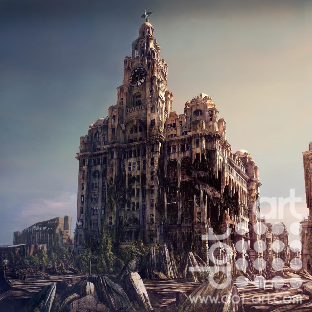 Liver Building-James-Chadderton