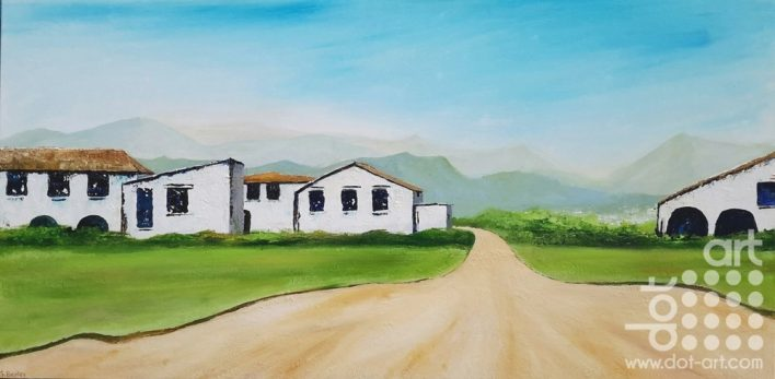 Spanish Farmhouses by Steve Bayley