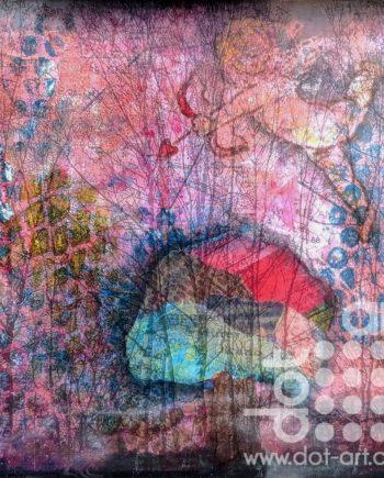 Hit By Amor by Brigitte Watkinson