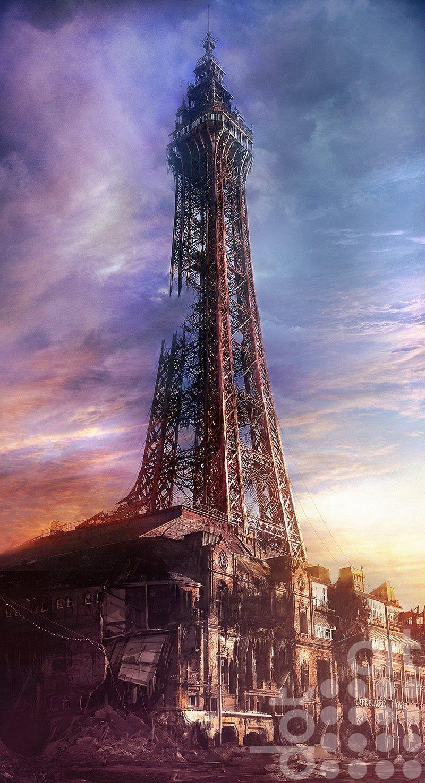 Blackpool Tower-James-Chadderton