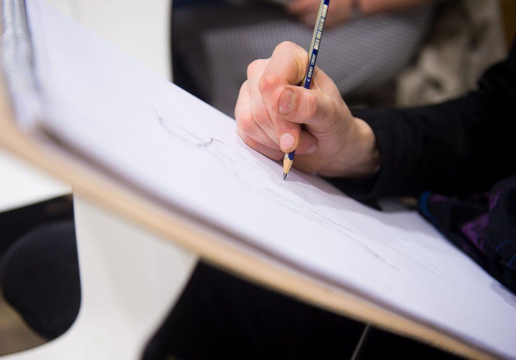 Fundamentals of Drawing-Credit Brian Roberts-Roy Munday