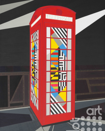 OMD Telephone Box 632 3003-John-Petch