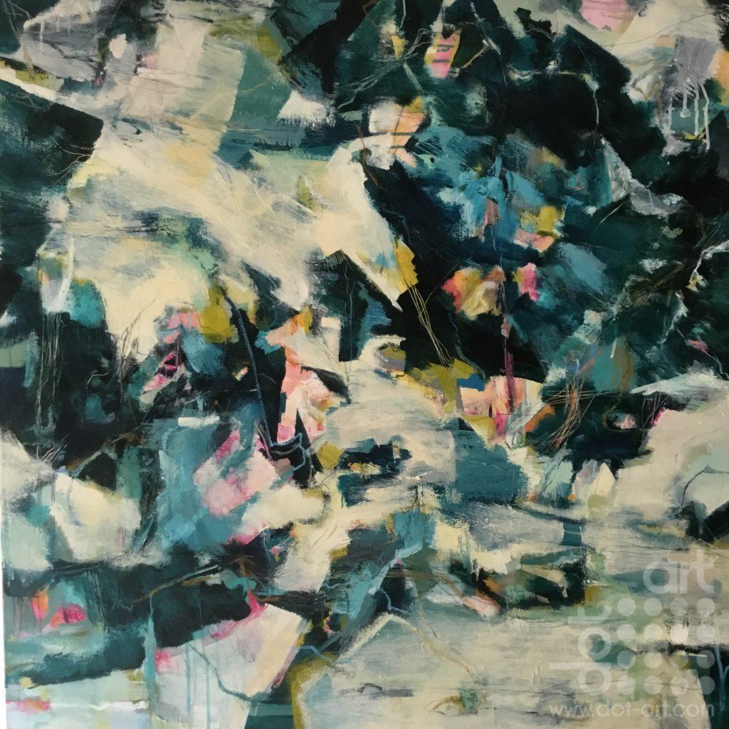 Turbulent Erosion-Mary-Sanders