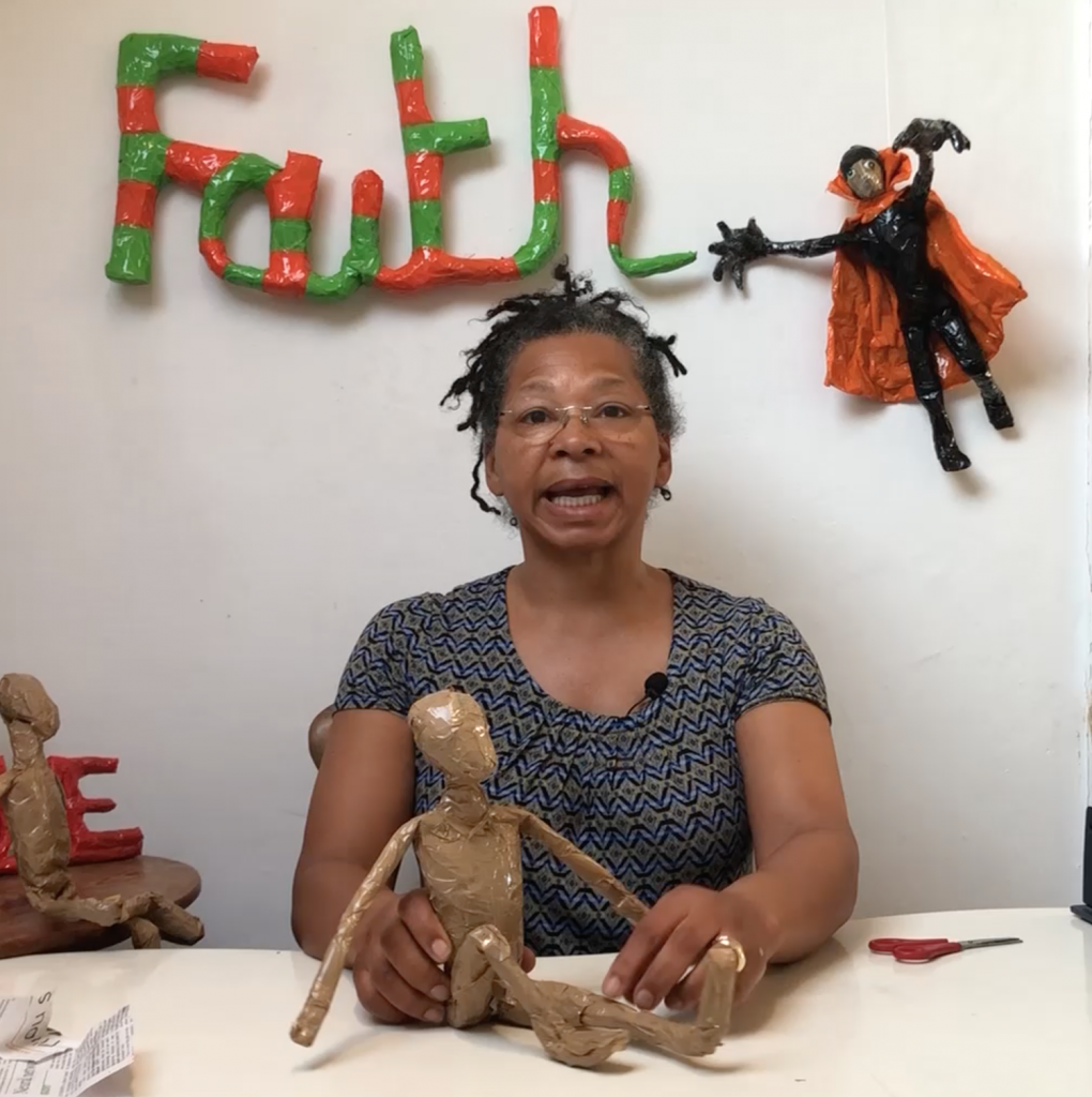 Human Figure-Faith-Bebbington