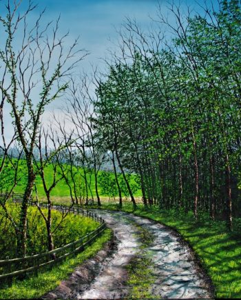 A Path well trodden-Hazel-Thompson