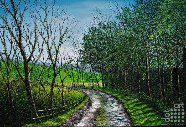 A Path well trodden-Hazel-Thompson
