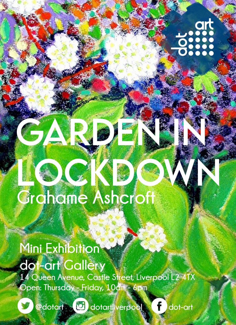 Garden in Lockdown-Exhibition-Poster