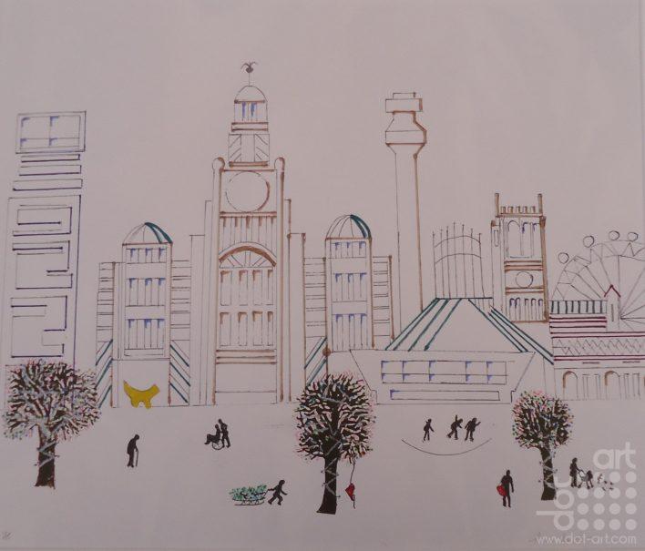 Liverpool Winter-Susan-Lee-Brown