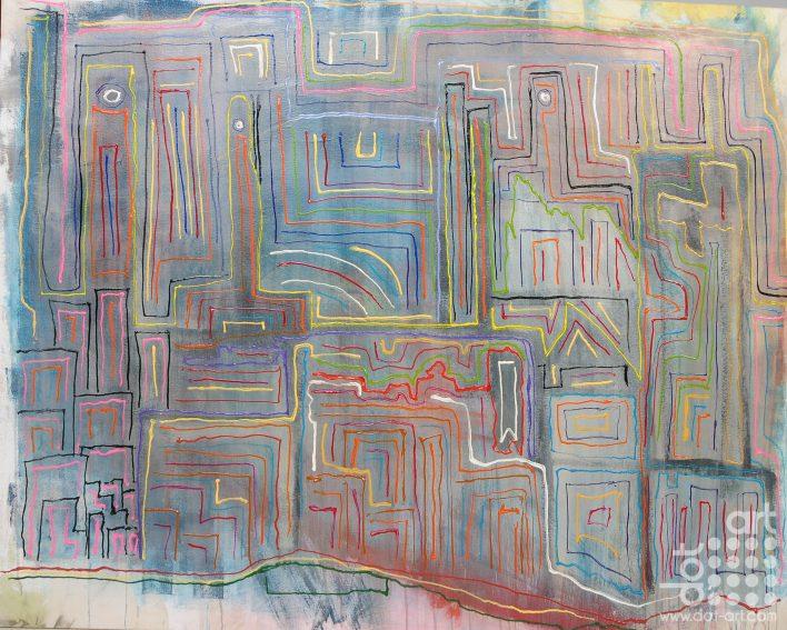 The Subconscious Maze-Mark-Thompson