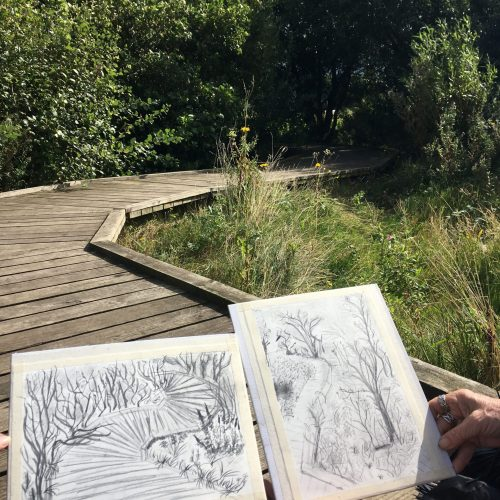 sketching-in-the-park-outdoor-classes