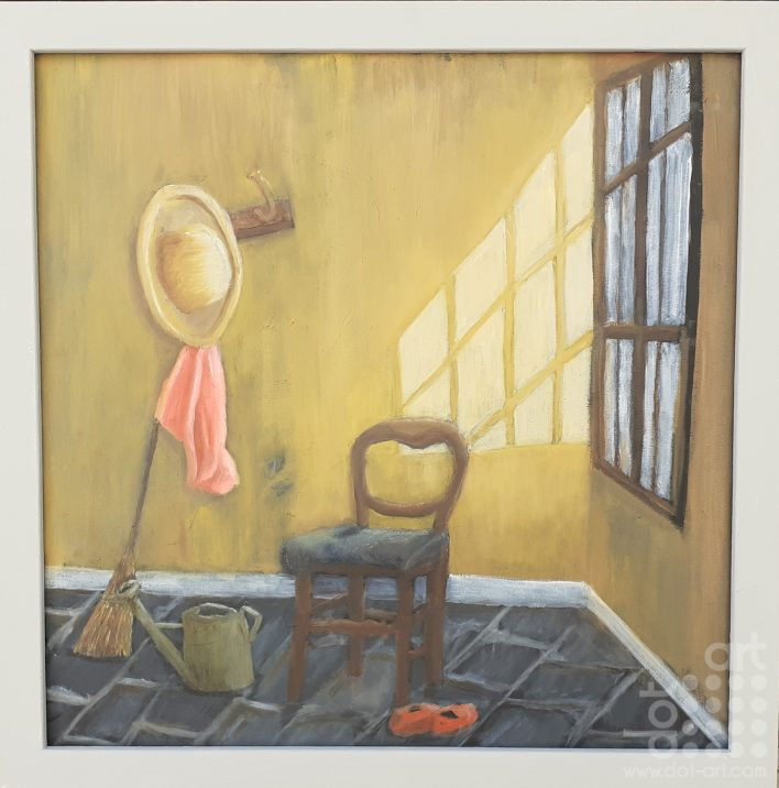 sunlight through the window-susan-lee-brown