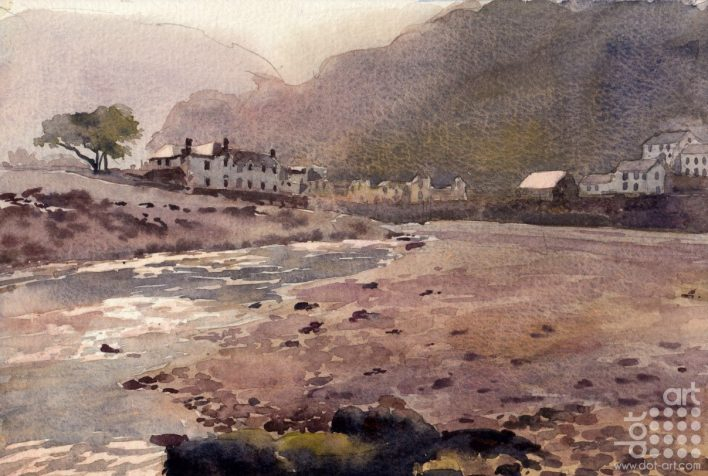 Lynmouth Harbour-Mike-Kirby