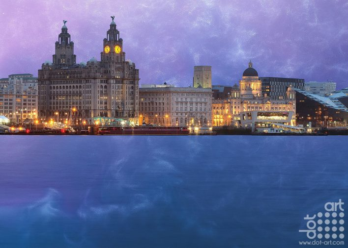 Anna Nielsson, Liverpool Waterfront x You Make it Shine