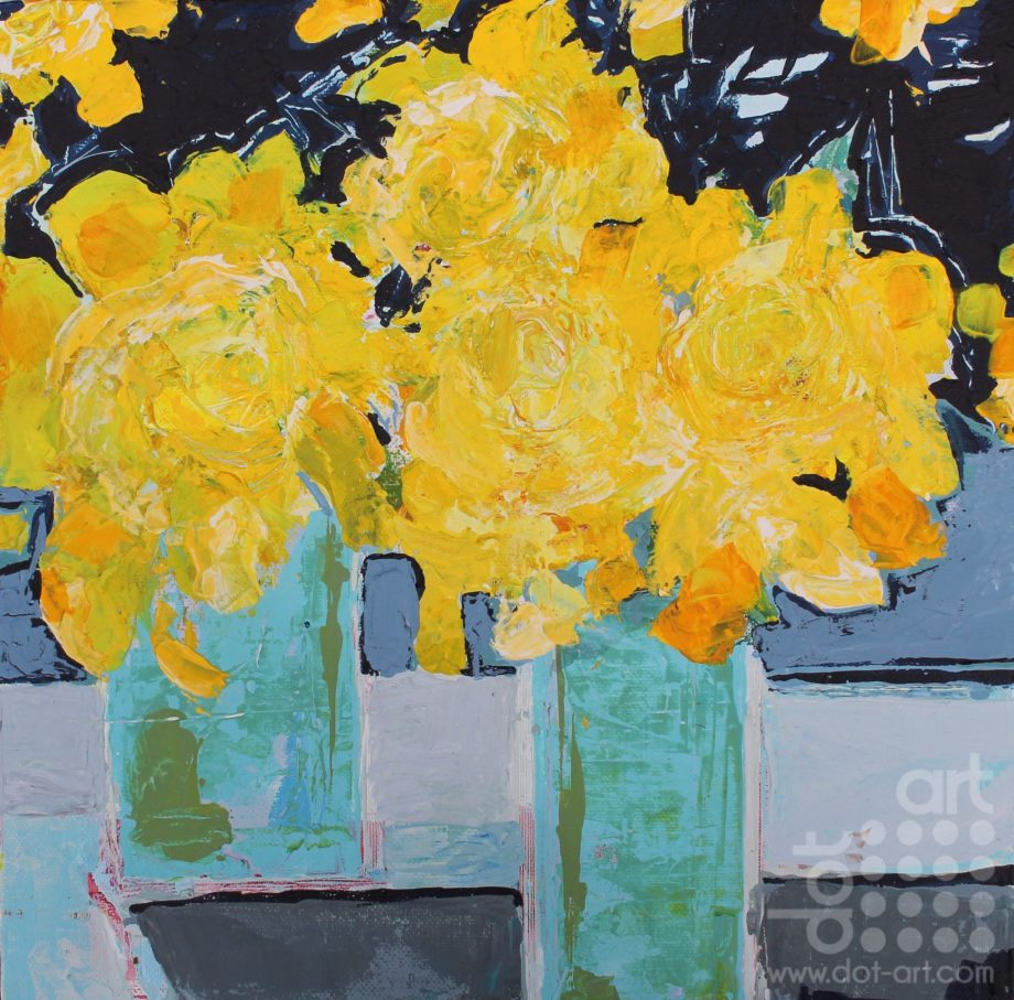 Yellow Beauty-Hilary-Dron