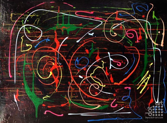 Neon Joy -Simon-Dredge