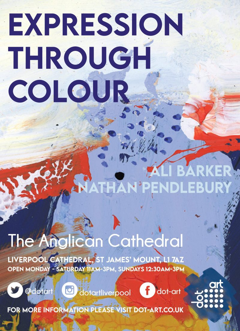 EXPRESSION THROUGH COLOUR-ALI-BARKER-NATHAN-PENDLEBURY