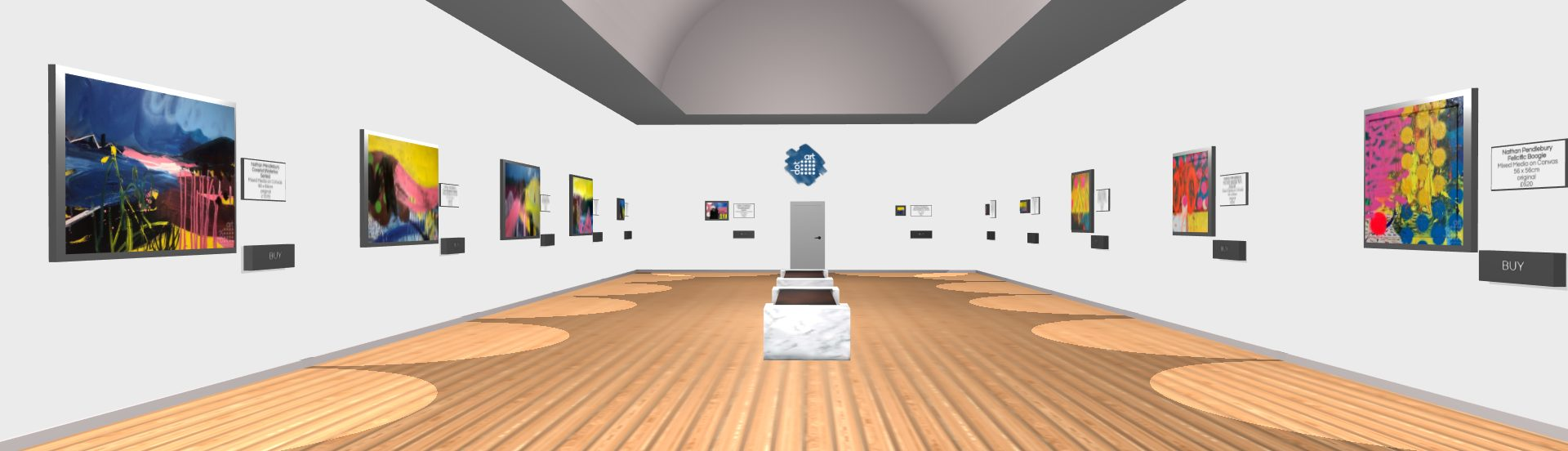 dot-art Virtual Gallery