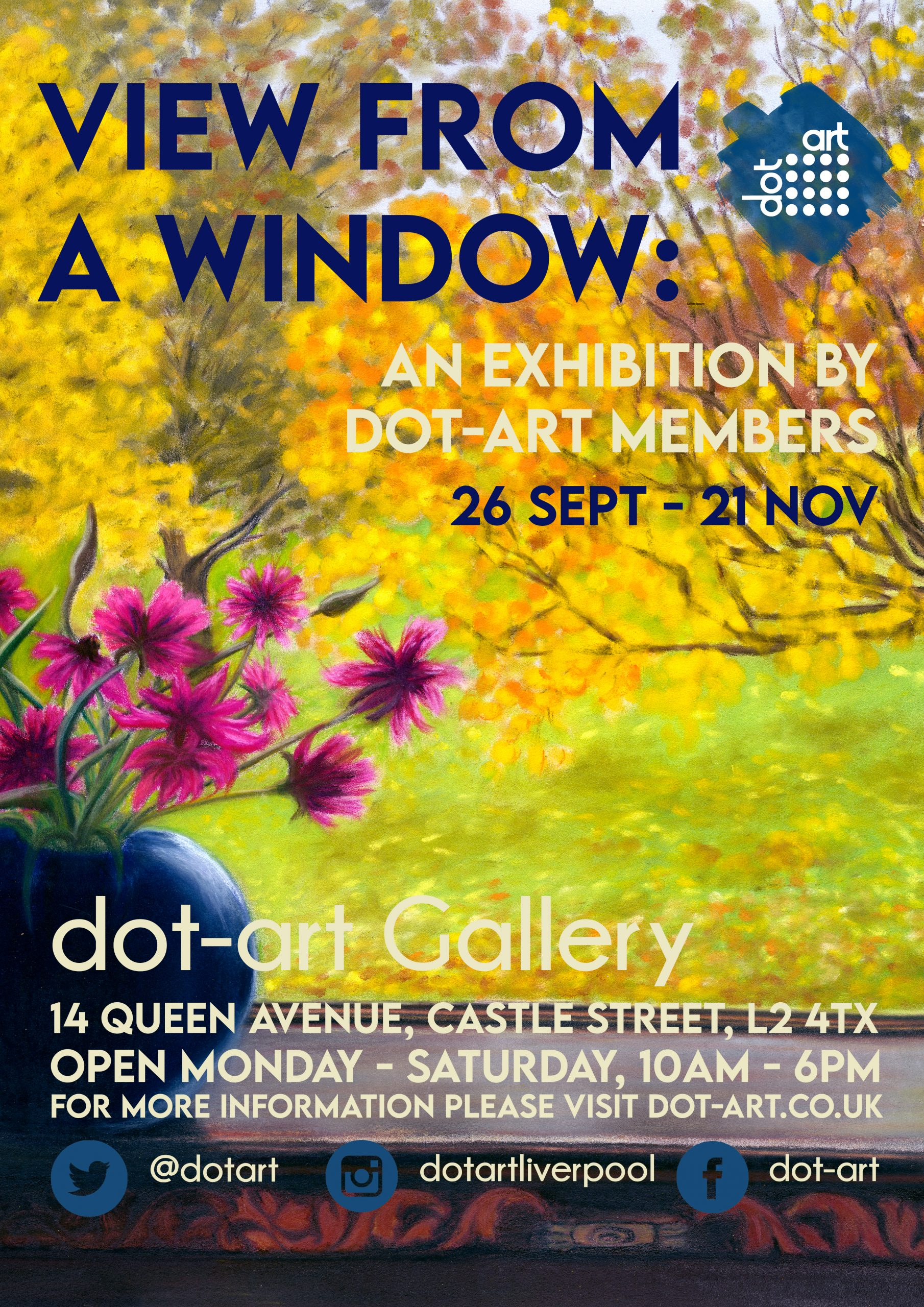 View from a Window-dot-art-Gallery