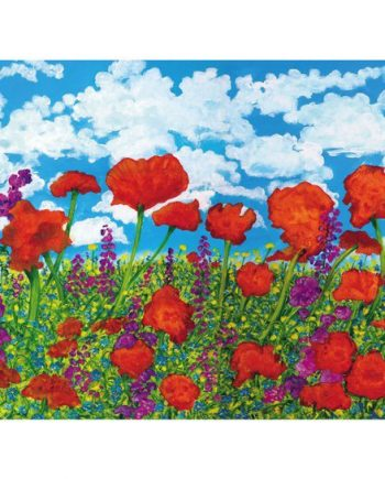 Flowers with Clouds-Mark-Nelson