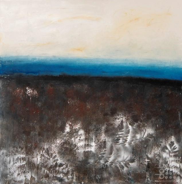 Sea of Trees-Samantha Danford-Jones