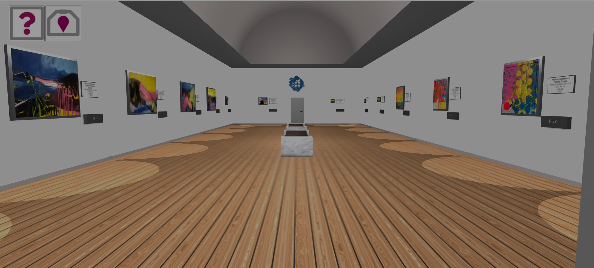 dot-art Virtual Gallery