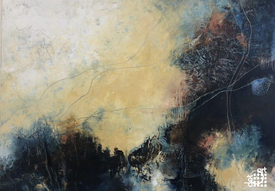 Traces through the Landscape-Amanda-Oliphant