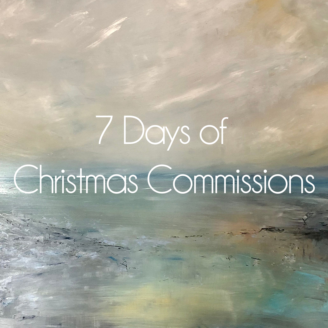 7 Days of Christmas Commissions