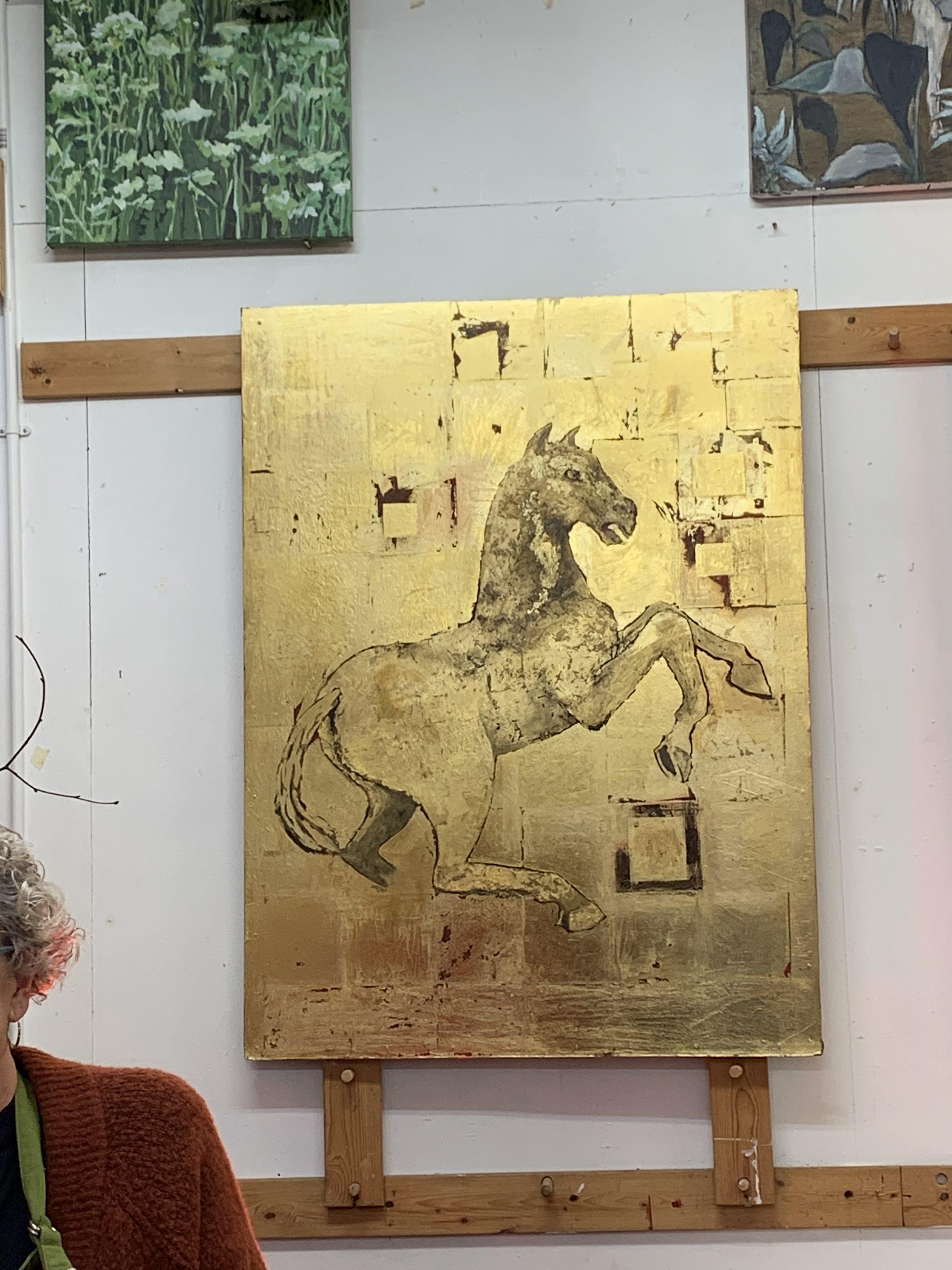 Horse - Frank Linnett