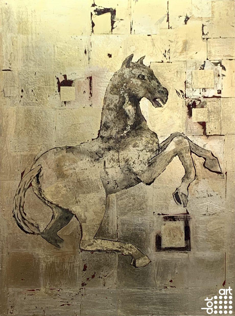 Horse – Frank Linnett