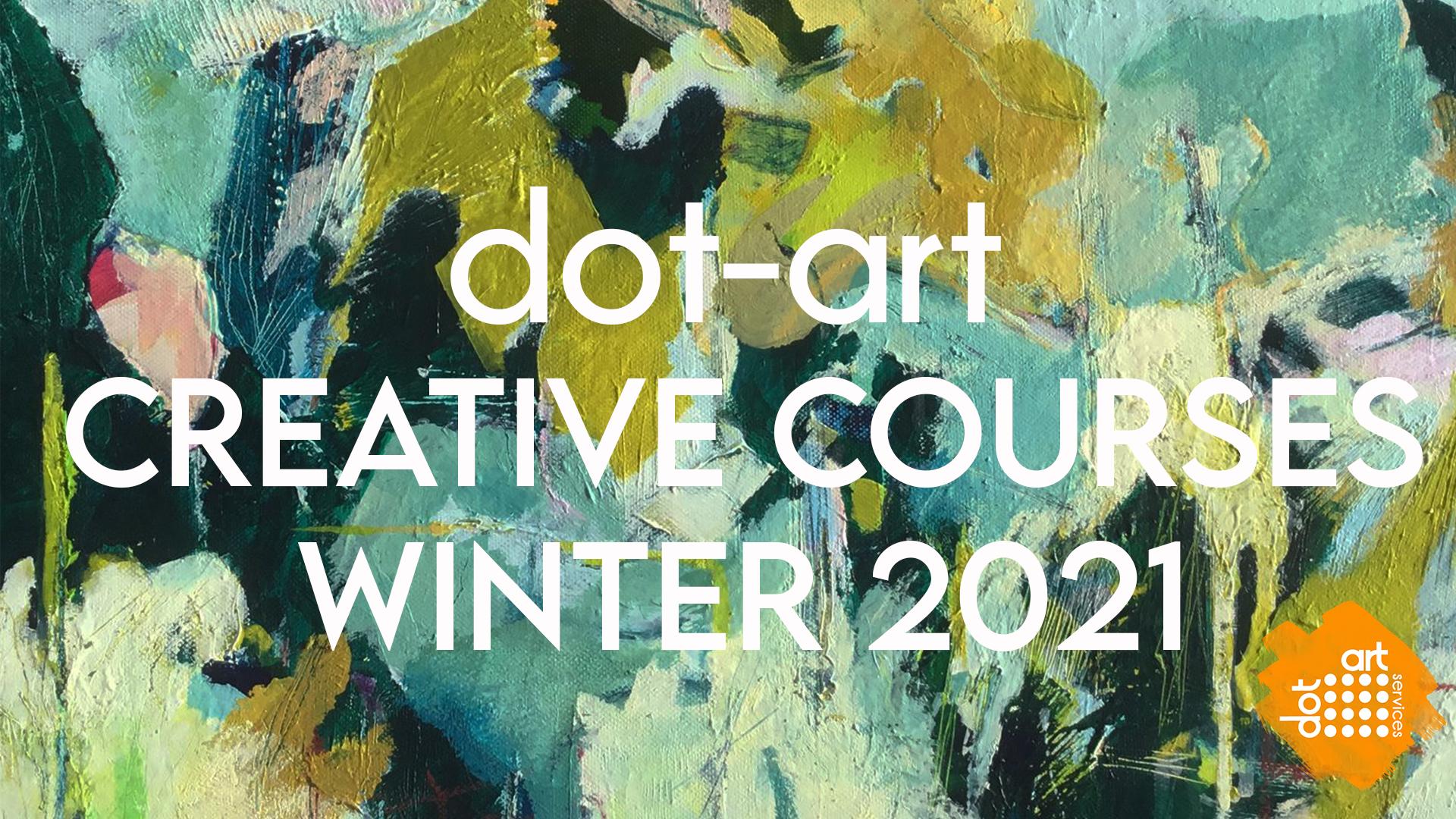 Creative courses winter 2021