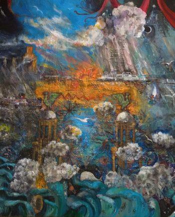 Dreamy Mersey - Susan Finch