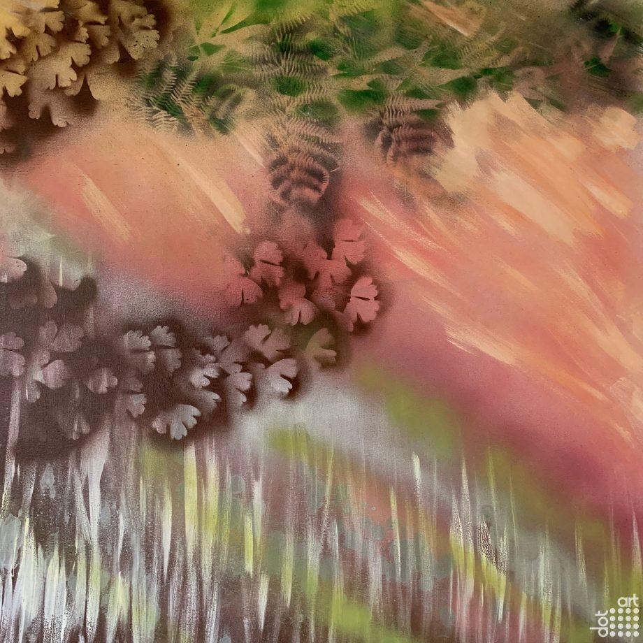 Peach Grass-Suzanne-Grace